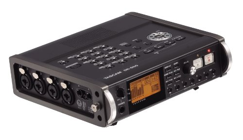 Tascam DR680 8-track Portable Digital Field Audio Recorder by Tascam
