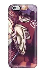 TYH - 9423191K169169947 womenheads uniforms classroom kurumi Anime Pop Culture Hard Plastic iPhone 6 plus 5.5 cases phone case