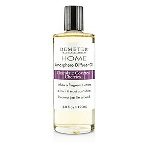 Demeter Fragrance Library Diffuser Oil, Chocolate Covered Cherries, 4 oz.