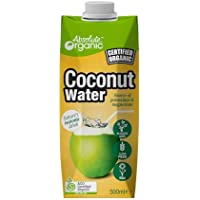 Absolute Organic Coconut Drinking Water, 500 ml