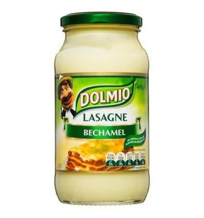 Salsa para pasta Pasta Hornear la Lasaña Bechamel 490g: Amazon.es: Alimentación y bebidas