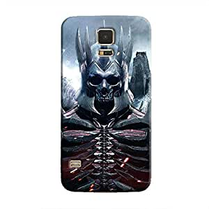 Cover It Up - Wild King Witcher Galaxy S5 Hard Case