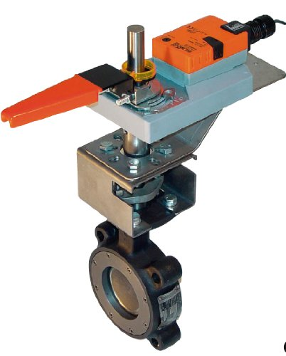 Butterfly Valve Inc Belimo Aircontrols Usa