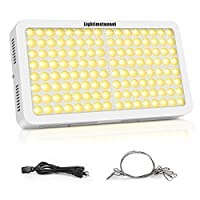 LIGHTIMETUNNEL Plant Light, 1000W LED Grow Light Dual-Chip Full Spectrum Grow Lights for Indoor Hydroponic Greenhouse Plants Vegetable Flower from Seeding Bloom to Harvest