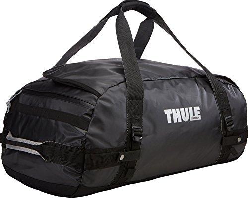 Thule Chasm 70L-Borsa da viaggio, colore: nero