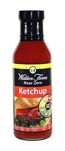 Walden Farms Ketchup, 12 Ounce