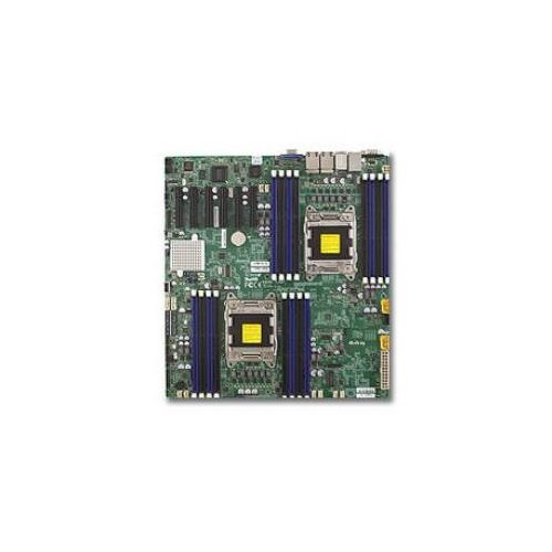 SuperMicro MBD-X9DRD-EF-B - LGA2011 Intel C602 Chipset EATX Server Motherboard DDR3 SATA 6Gb/s VGA PCIE3.0 Gigabit LAN ()