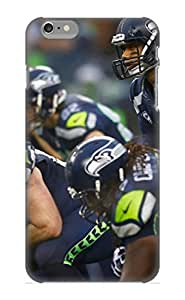 Stylishgojkqt Case Cover For Iphone 6 Plus - Retailer Packaging SEATTLE SEAHAWKS Nfl Football 25 Protective Case