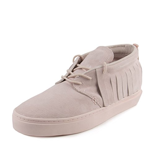 Clearweather Mens One-O-One Pale Pink Suede Suede Size 11