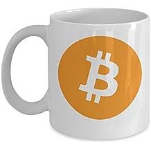 Bitcoin Cryptocurrency Lover Gift Coffee Mug