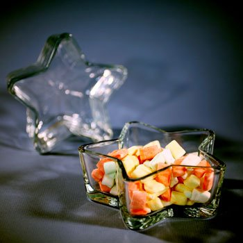 Libbey 6-inch Star-shaped Candy (Star Shaped Dish)