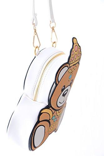 Kawaii-Story, Borsa a spalla donna multicolore multicolore