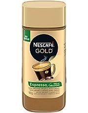 Nescafé 1 Gold Espresso Decaf Instant Coffee, 90 Grams