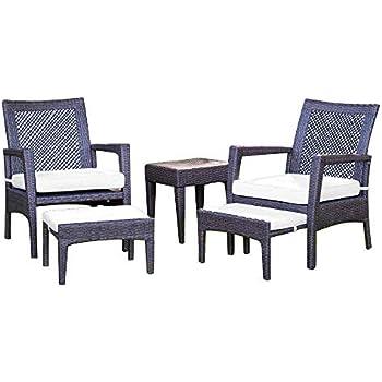 Amazon Com Auro Brisbane Outdoor Furniture 5 Piece