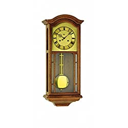 AMS Regulator wall clock, 14 day running time from R650/4