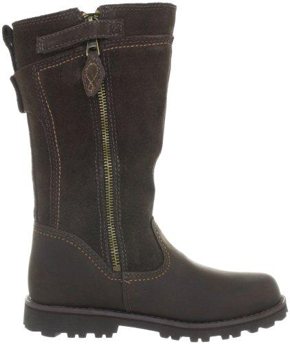 Marrone Trail Dark Ek Timberland Boot Ftk Tall e Wp per Asphalt ragazze Brown Forestdale bambine Girls Stivale AZZw6q