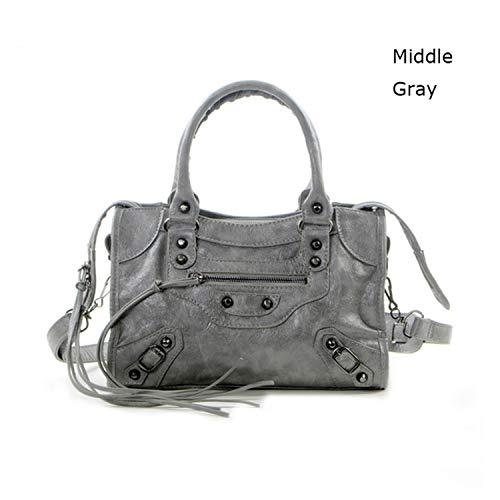 New Handbags Women Bags S/M Leather Designer Shoulder Bag 2019 Zipper Letter Fashion Crossbody Bags Flap 1 000 Ml Bag