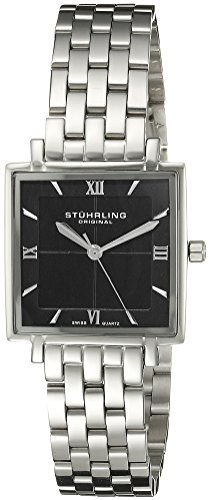 Stuhrling Original Women's 424.12111 Classic Ascot Saratoga Elite Quartz Ultra Watch