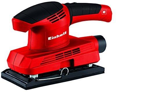 Einhell 4460640 150 W 1/3 Sheet Orbital Sander - Red by Einhell