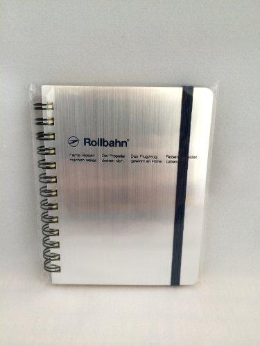 (Made in Japan) Roruban Pocket Memo112×138mm (Silver)