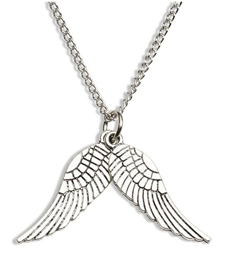 Castiel Wings Costume (Supernatural Inspired Castiel Wings Pendant- Costume Accessory)