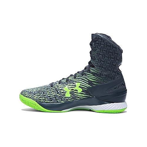 high-quality Under Armour Men s UA ClutchFit Drive Highlight II Basketball  Shoes a91617c3d5dc