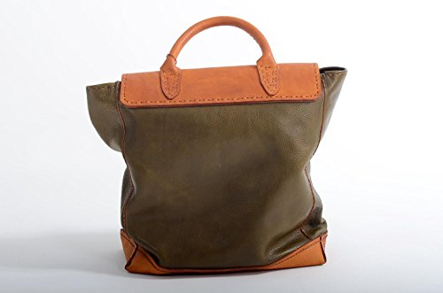 Kilaccessori - Steamer bag in vacchetta bottata