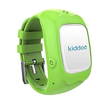 Kiddoo Montre Connectée pour Enfants Vert