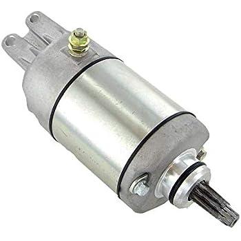 Caltric Starter Compatible With Honda Atv Trx500Fga Trx500 Fga Fa Foreman Rubicon 500 2001-2014
