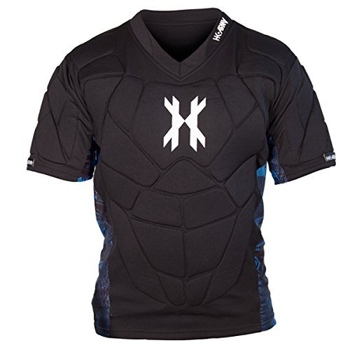 HK Army Crash Chest Protector - M/L (Football Shirt Padded Sleeve Long)