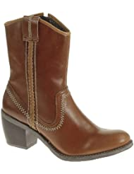Hush Puppies Womens Rustique West Ankle Boot
