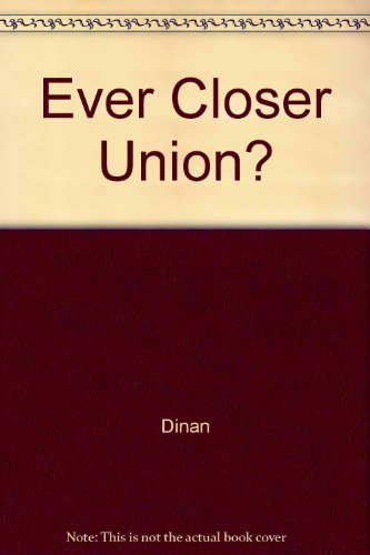 Ever Closer Union?: An Introduction to the European Community