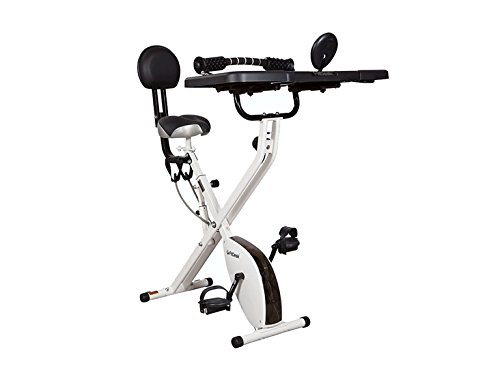 FitDesk v3.0 Desk Bike with Extension Kit