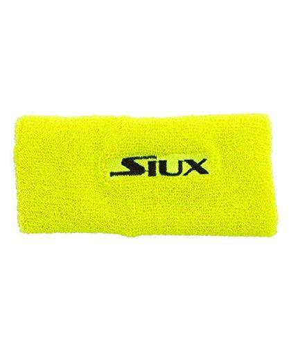 Siux MUÑEQUERA Larga Amarilla Fluorescente: Amazon.es: Deportes y ...