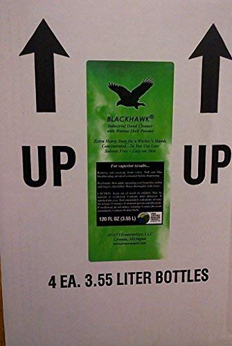 BLACKHAWK Industrial Hand Cleaner, 120 ounce bottles, (case of 4) by Blackhawk IHC (Image #2)