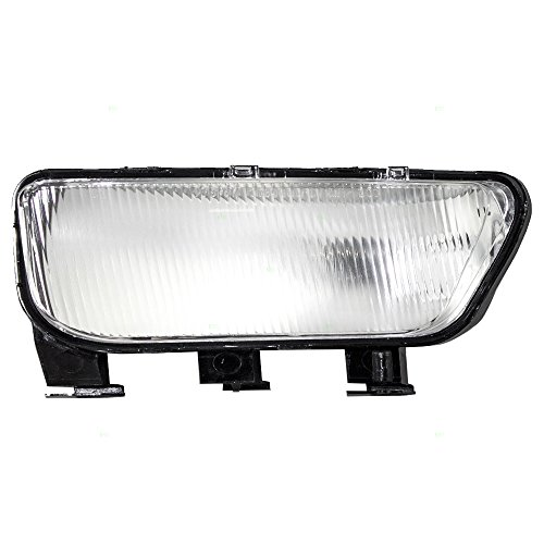 - Drivers Signal Cornering Marker Light Lamp Lens Replacement for Cadillac 25666735 AutoAndArt