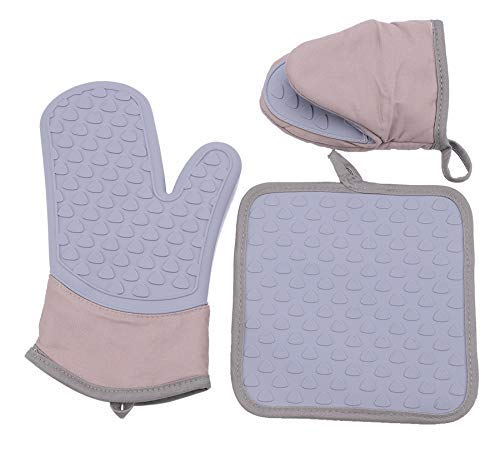 ZY Oven Mitts Heat Resistant