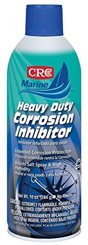 CRC 06026 Heavy Duty Corrosion Inhibitor, 10 Wt Oz (Anti Rust Spray)