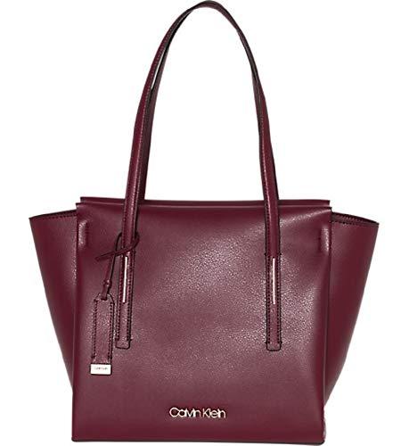 Calvin Klein FEMME SAC FRAME MEDIUM SHOPPER K60K604596 Rouge