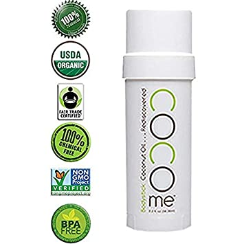 100% Organic & Pure Moisturizer for Skin - Dermatologist Recommended   Coconut Oil Anti-Aging