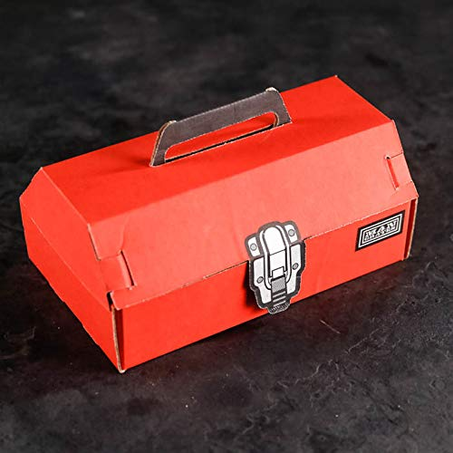 Man Crates Jerky Tool Box - Unique Gift For Men - Includes 14 Delicious Beef Jerky Flavors - In A Delightfully Surprising Tool-Shaped Box by Man Crates (Image #8)