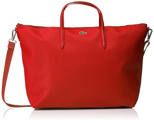 Risk Rouge bandoulière Red L1212 Concept Lacoste Sacs High wIY7xq
