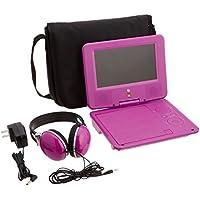 JBL HARMAN JB701PR Personal DVD Player , 7, Purple