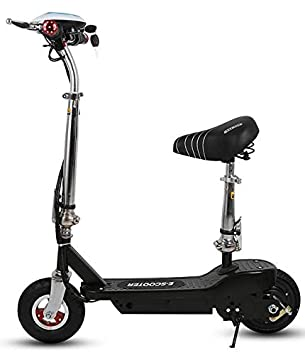 Scooter Eléctrico-Ligero Bicicleta De Ocio Portátil, Plegable, Fácil De Plegar Y Llevar