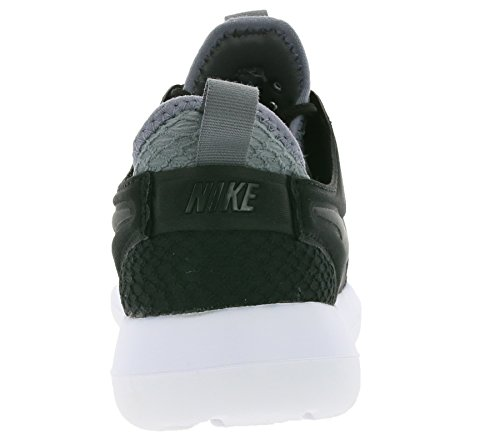 SE Running Roshe Shoe Black White Black Grey Nike Two Cool Women's TxntS1qIwP