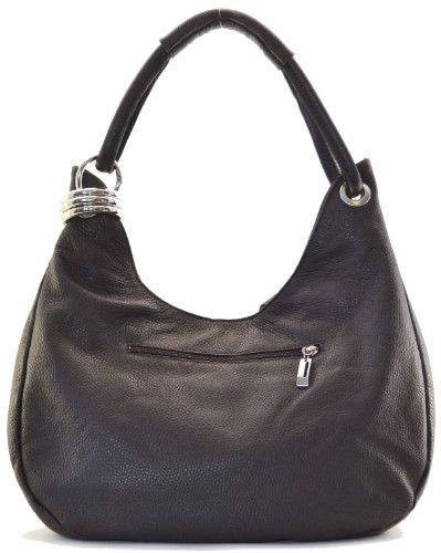 DESTOCK et nouvelle grainé dakota cuir collection CUIR porté sac main main modèle Noir à 2018 épaule xpnSYw