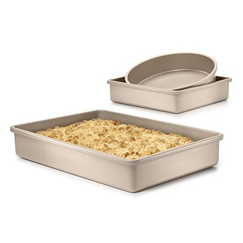 OXO Good Grips Non-Stick Pro Cake Pan 9 x 13 Inch by OXO (Image #2)