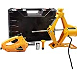 Electric Car jack 12V easy operation with electric wrench scissor lift 2.8 TONS for all cars SUV 4x4