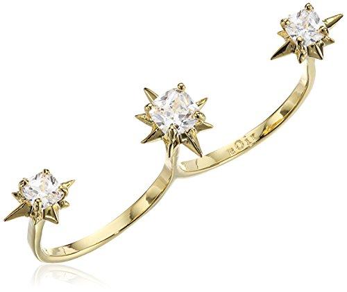 nOir Jewelry Phecda Ring, Size ()