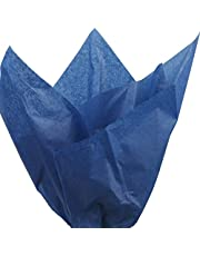 PMLAND Premium Quality Gift Wrap Tissue Paper - Blue - 20 Inches x 26 Inches 60 Sheets